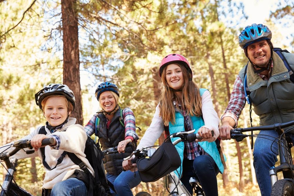 Mountainbikes für Kinder