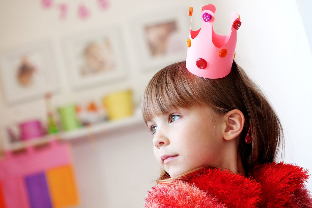 Prinzessinnenkostüm