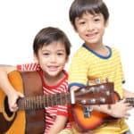 Kindergitarren - Begeisterung pur