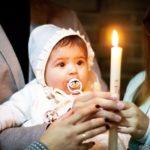 Taufkerze als Geschenk