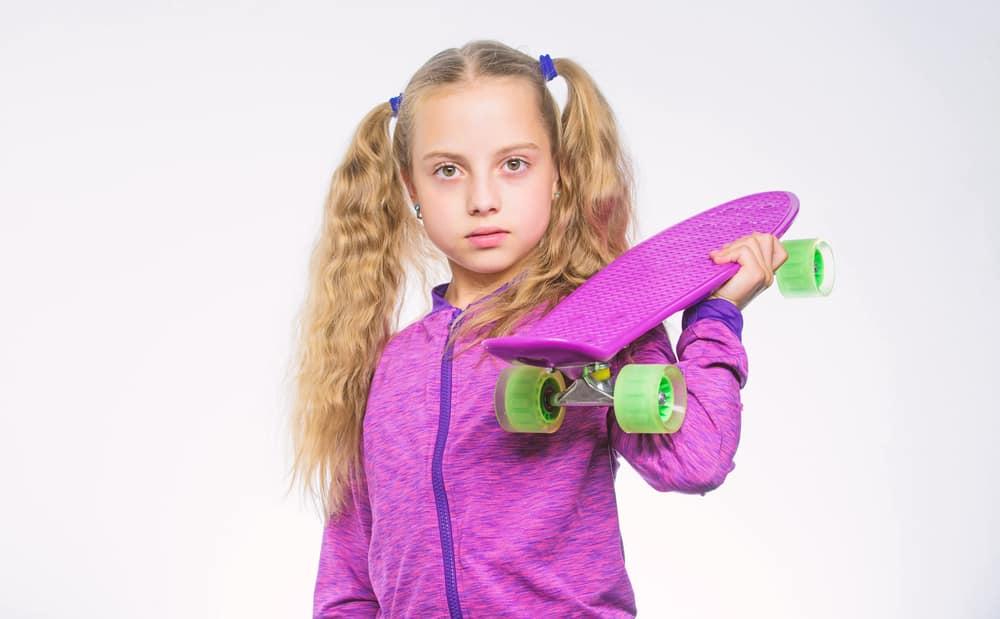 Kinder-Skateboards