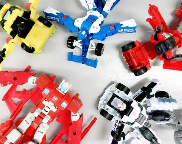 Transformer Figuren