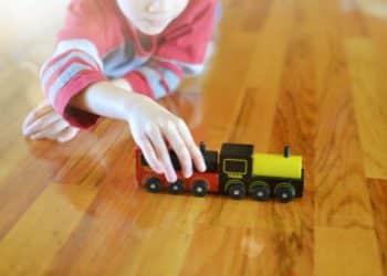 Das Spiel mit der Eisenbahn