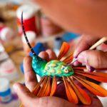 Kreativitässpielzeug – Malen, Basteln und Musizieren